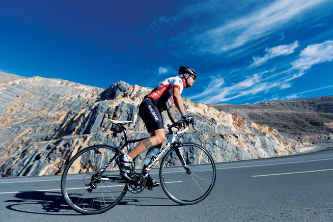 Rakbank Ride in Ras Al Khaimah
