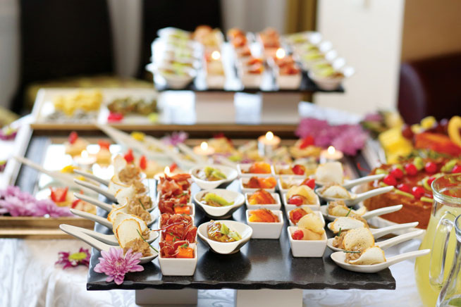 Sheraton Abu Dhabi Bubble Up brunch