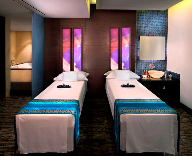 Sofitel Corniche spa - sports massages in Abu Dhabi