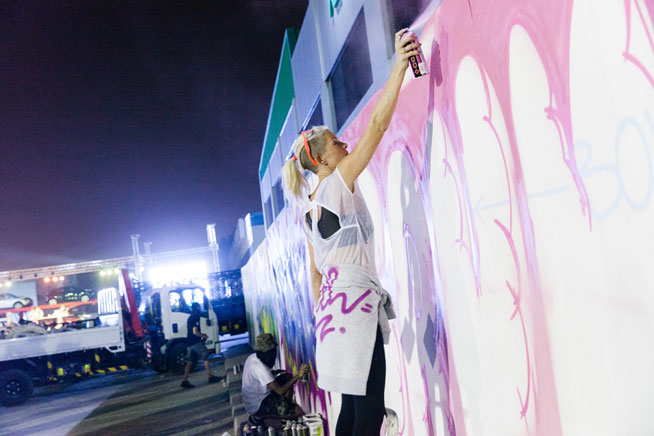 Street Nights DXB - Steffi Bow