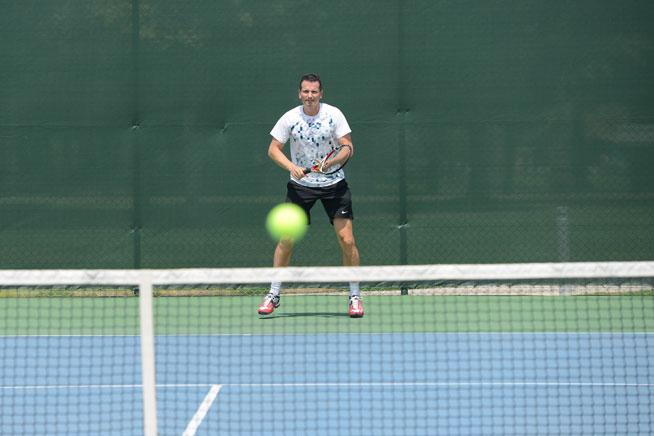 Tennis at Emirates Palace