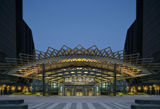 The Galleria, Abu Dhabi