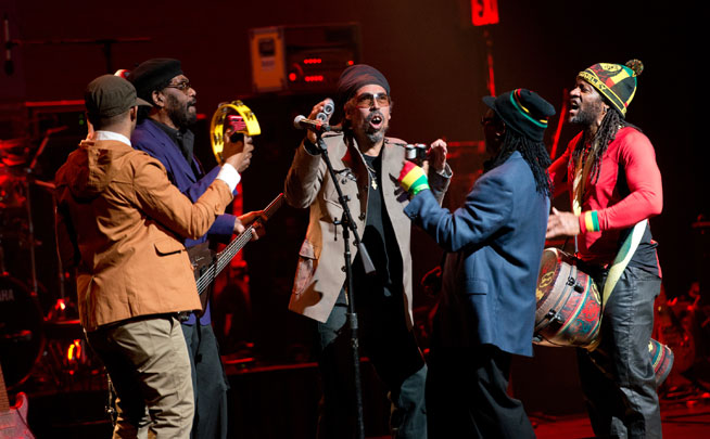 The Wailers will perform at Irish Village, May 2015