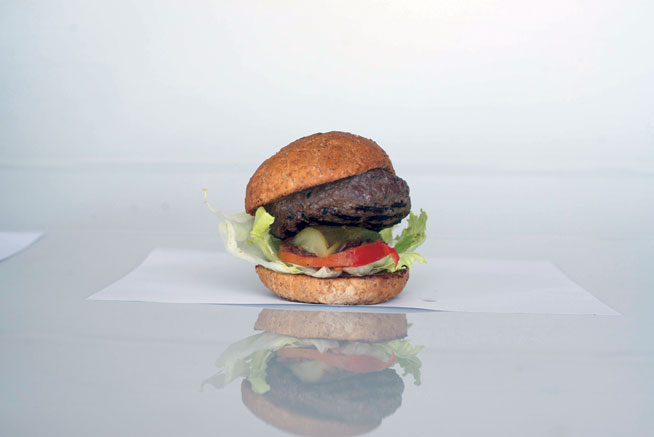 Urban Bistro - best burgers in Dubai