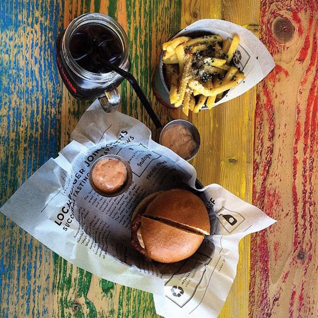Moylos - best burgers in Dubai