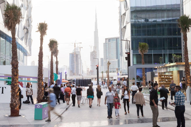 Meet d3 at Dubai Design District