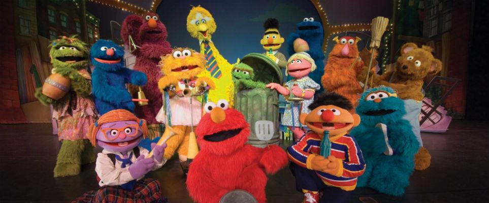Abu Dhabi Summer Season - Sesame Street Live