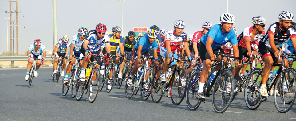 Adnoc Cycle Challenge