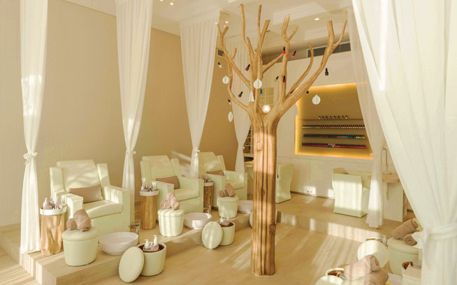 Al Barari, new spa in Dubai