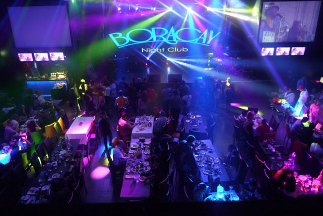 Boracay Nightclub, Deira