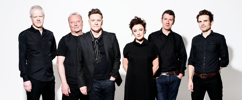 Deacon Blue live in Dubai