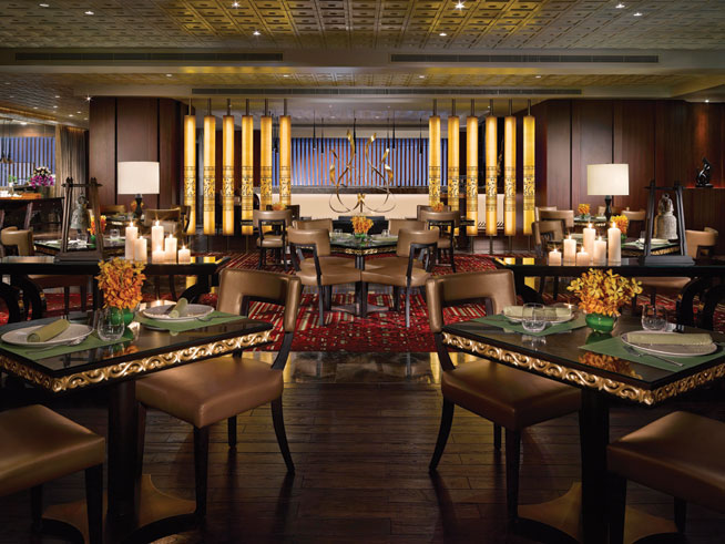Dusit Thani hotel in Abu Dhabi - competition