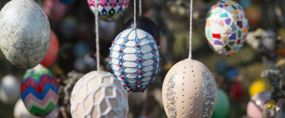 Easter in Abu Dhabi