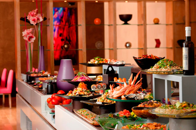 Fairmont Bab Al Bahr Abu Dhabi, Easter celebrations