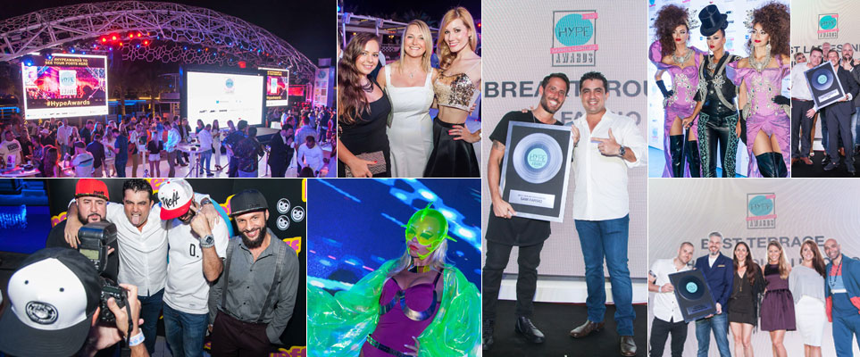Hype Music & Nightlife Awards at EDEN Beach Club