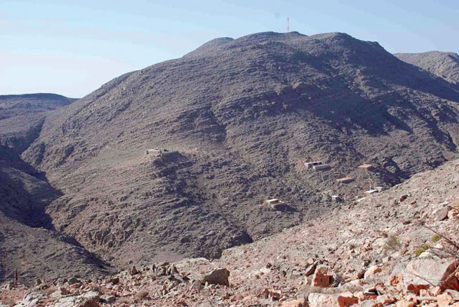 Camping in Dubai and the UAE, at Jebel Yabir - a complete guide