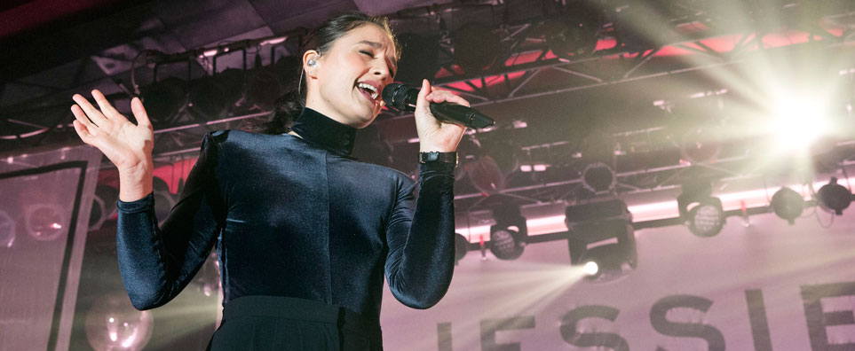 Jessie Ware - Blended 2015 preview