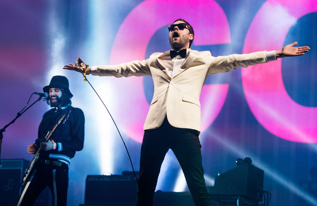 Kasabian - Blended 2015 preview