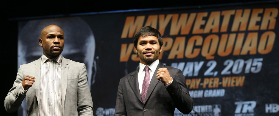 Where to watch #MayPac in Dubai