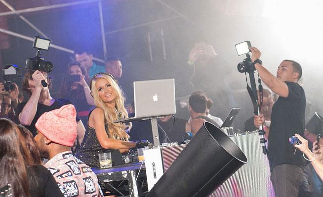 Legends Sheraton Abu Dhabi opening to host Paris Hilton