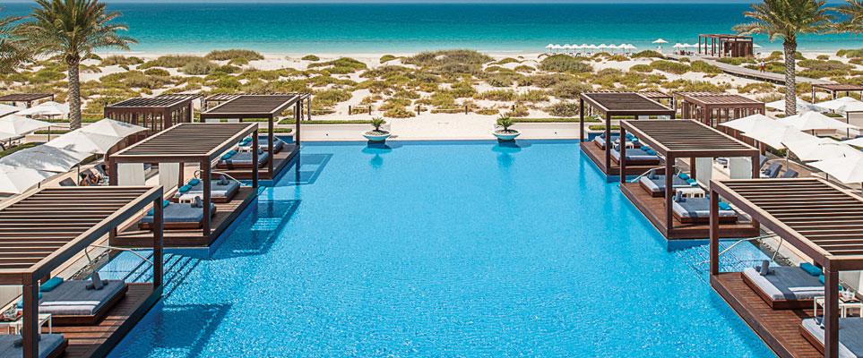 Saadiyat Beach Club Abu Dhabi