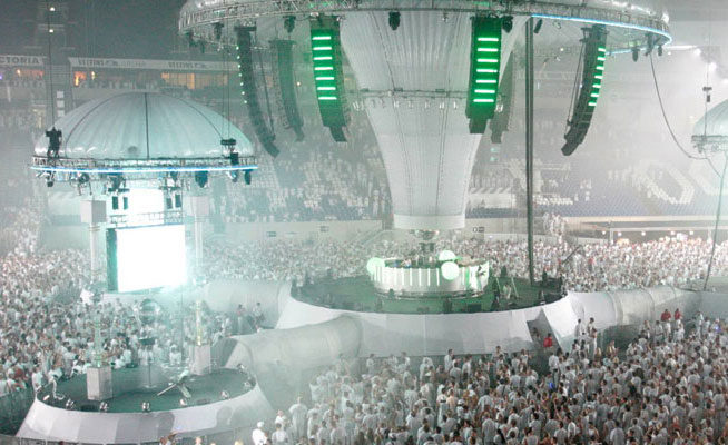 Sensation announces Dubai show in 2015