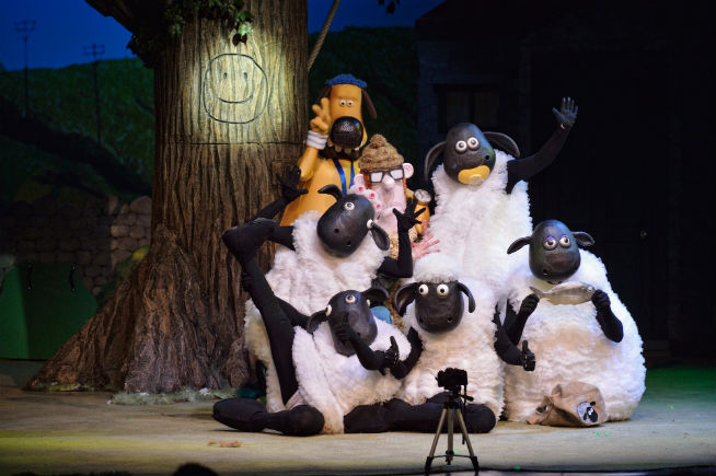 Abu Dhabi Summer Season - Shaun The Sheep Live