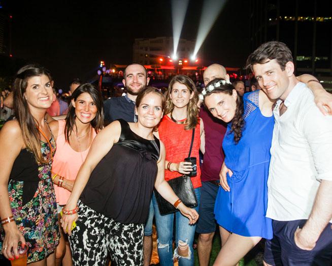Best pictures of Dubai music festival Blended