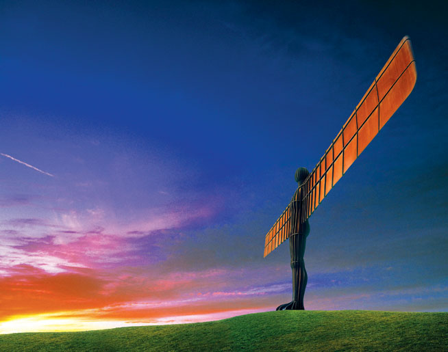 Public art - Angel Of The North