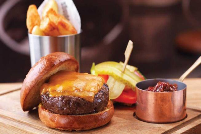 Jumeirah Restaurant Week deals - Dhow and Anchor