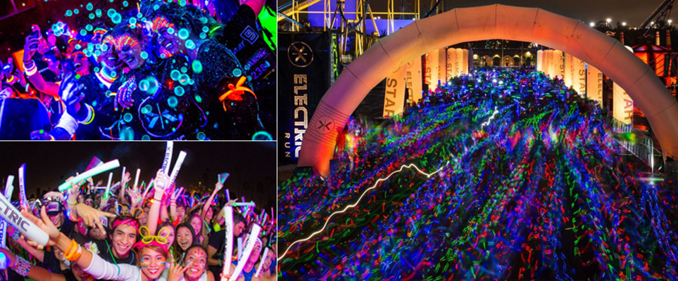 Electric Run Dubai - first details