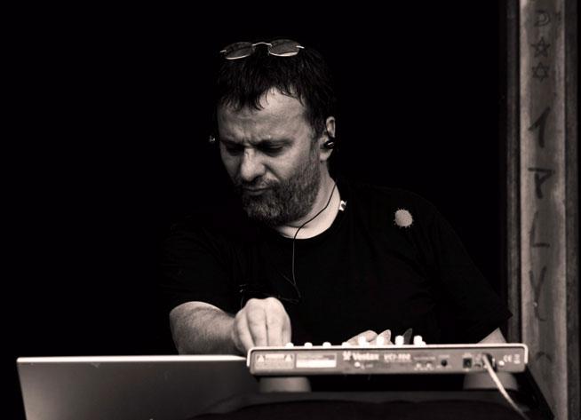 Francois Kevorkian in Dubai