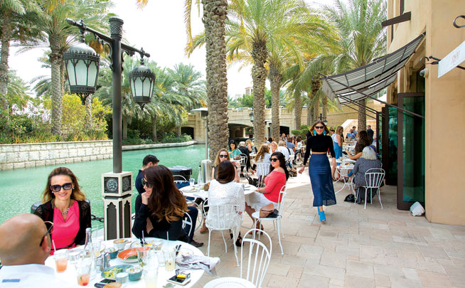 New brunch in Dubai at Frioul Bistro