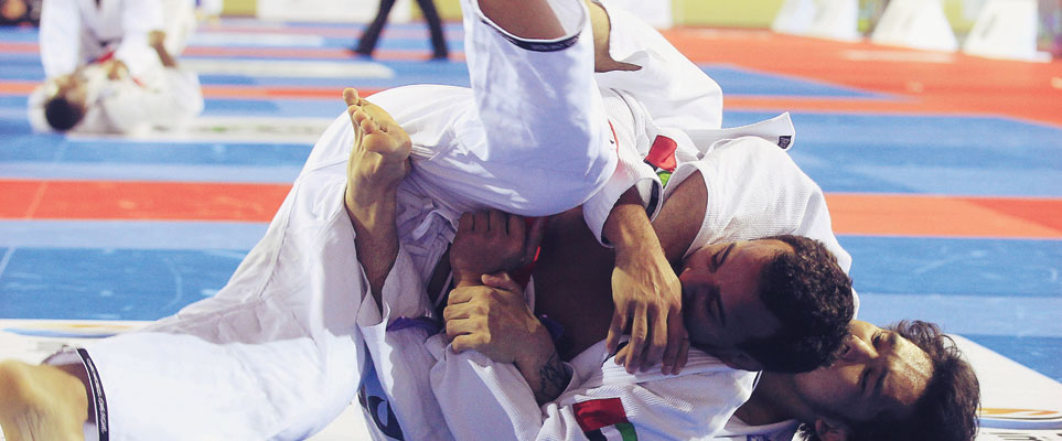 Learn Jiu-Jitsu in Abu Dhabi