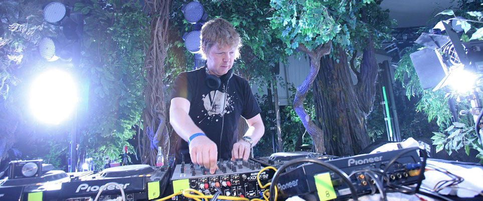 John Digweed in Dubai preview