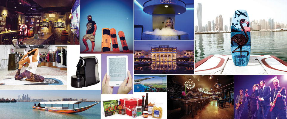 What's On, things to do in Dubai competition prizes
