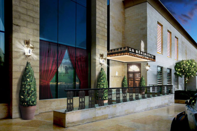 La Residence Restaurant & Lounge