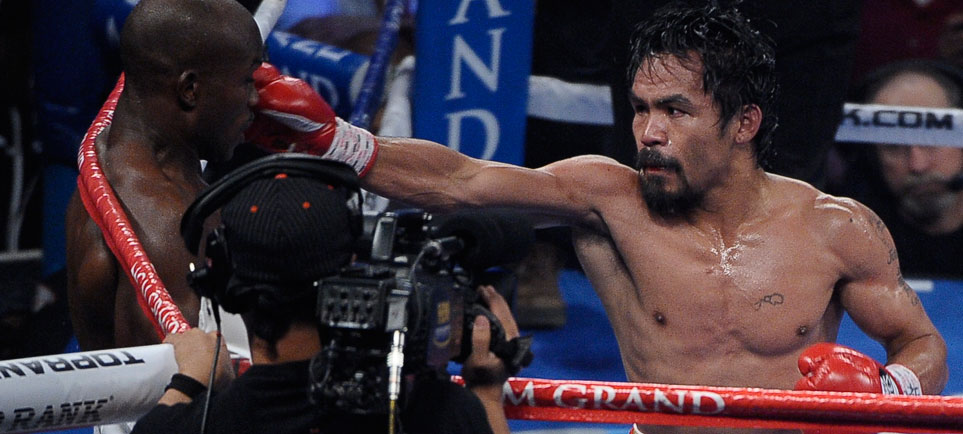 Manny Pacquiao 'will fight in the UAE'