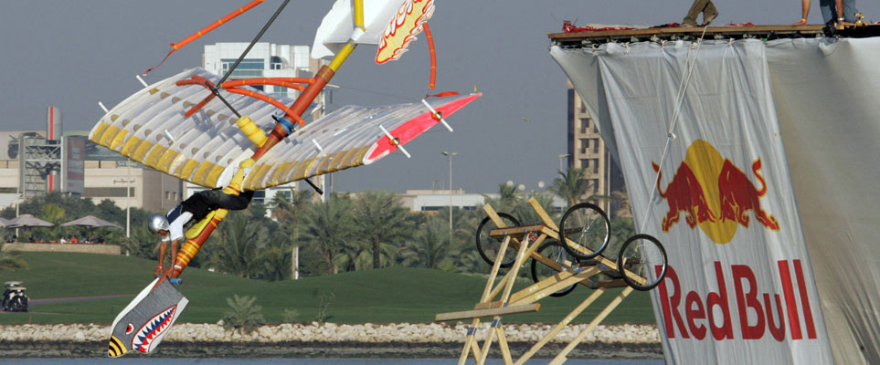Red Bull Flugtag Dubai edition set for November 2015