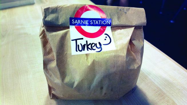 Sarnie Station