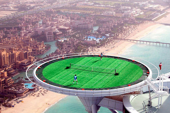 Plans For Underwater Tennis Court In Dubai Unveiled What