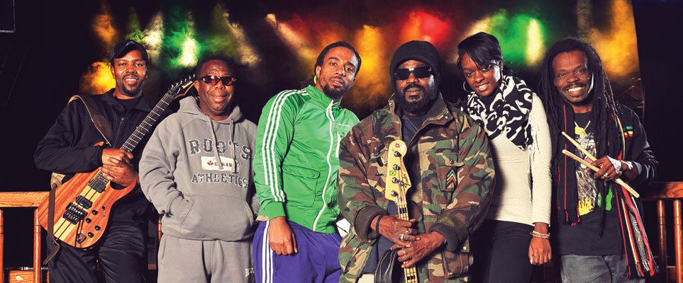 The Wailers in Dubai at Irish Village