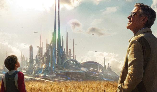 Tomorrowland movie trailer - new cinema releases in Dubai