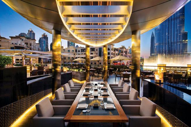 New brunch in Dubai at Zeta