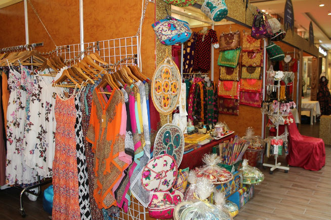 Deerfields Mall Ramadan Market