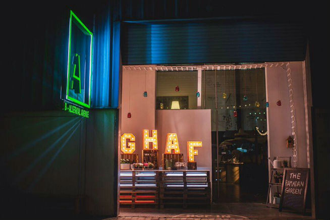Ghaf Kitchen