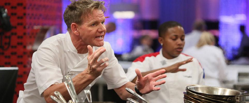 Gordan Ramsay to open a new restaurant in Dubai