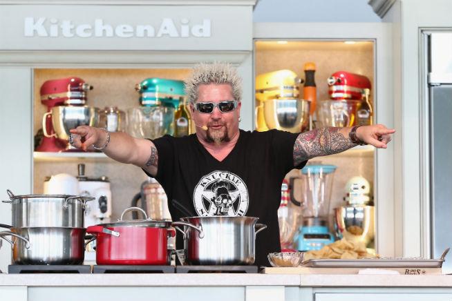 Guy Fieri to open restaurant in Abu Dhabi