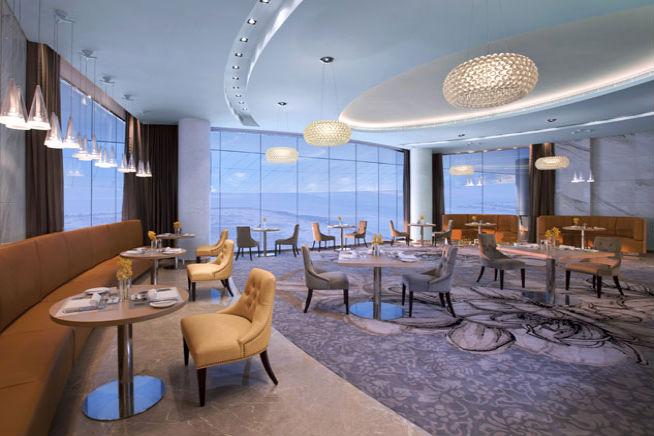 Jumeirah at Etihad Towers-Rosewater Restaurant