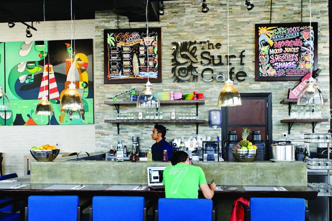 Surf Cafe